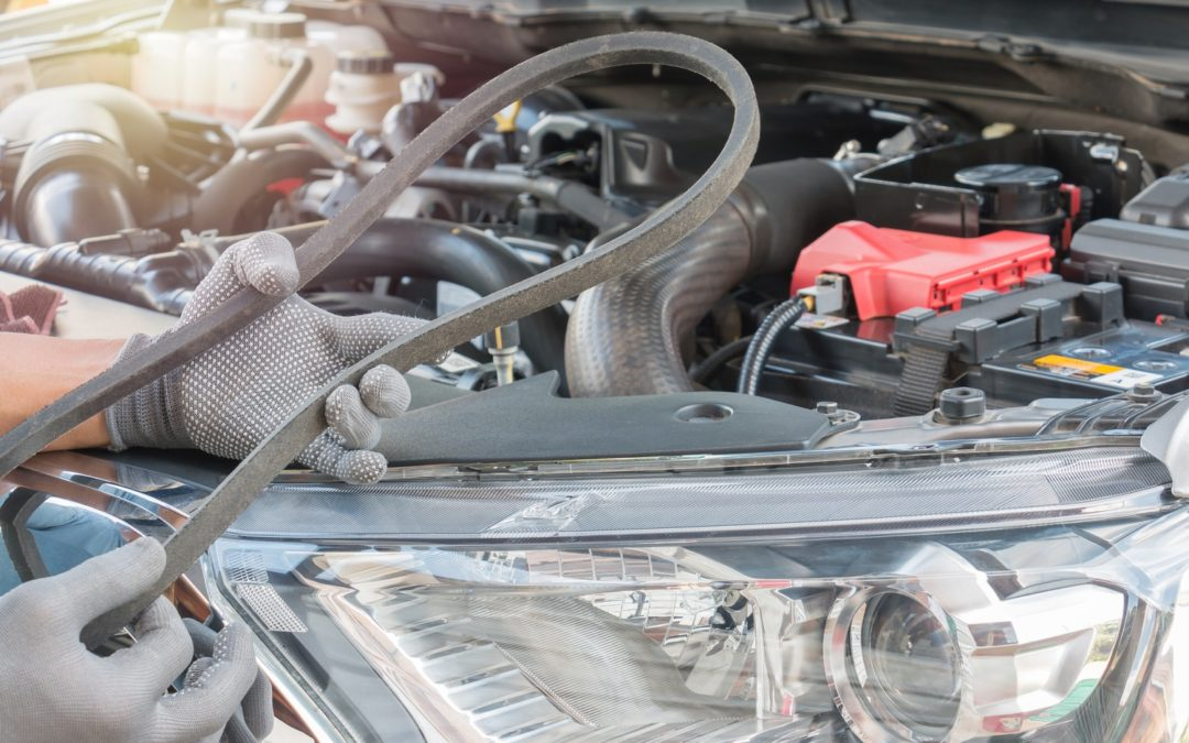 Why Do My Engine Belts Squeal?